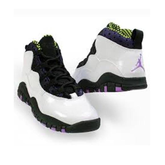 78851d96015 Jordan Shoes   Girls Retro 10   Poshmark